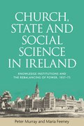 Cover for Church, state and social science in Ireland