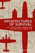 Cover for Architectures of survival