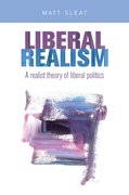 Cover for Liberal realism