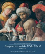 Cover for European art and the wider world 1350-1550