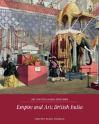 Cover for Empire and art