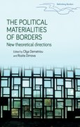 Cover for The political materialities of borders