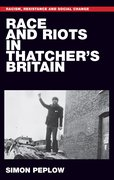Cover for Race and riots in Thatcher