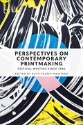 Cover for Perspectives on contemporary printmaking