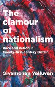 Cover for The clamour of nationalism