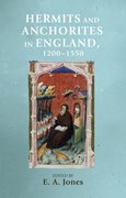 Cover for Hermits and anchorites in England, 1200-1550