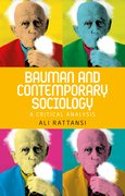 Cover for Bauman and contemporary sociology