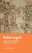 Cover for Rebel angels
