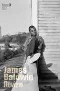 Cover for James Baldwin Review