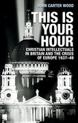 Cover for This is your hour