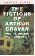 Cover for The fictions of Arthur Cravan
