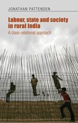 Cover for Labour, state and society in rural India