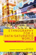 Cover for Ethnography for a data-saturated world