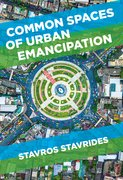 Cover for Common spaces of urban emancipation