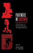 Cover for Partners in Suspense