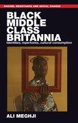 Cover for Black middle class Britannia