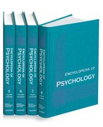 Cover for Encyclopedia of Psychology