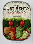 Cover for The Just Bento Cookbook