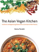 Cover for The Asian Vegan Kitchen
