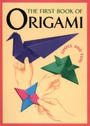 Cover for The First Book of Origami
