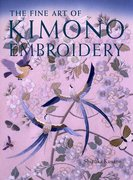 Cover for The Fine Art of Kimono Embroidery