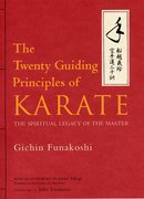 Cover for The Twenty Guiding Principles of Karate