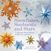 Cover for Snowflakes, Sunbursts, and Stars