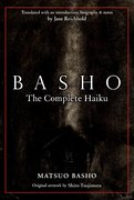 Cover for Basho