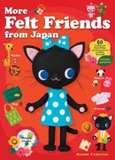 Cover for More Felt Friends from Japan