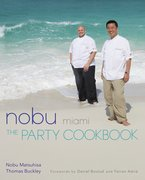 Cover for Nobu Miami