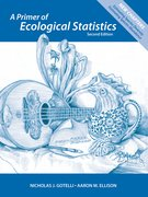 Cover for A Primer of Ecological Statistics