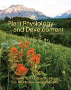 Cover for Plant Physiology and Development