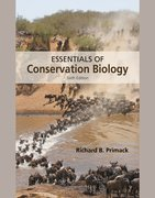 Cover for Essentials of Conservation Biology