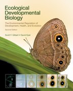 Cover for Ecological Developmental Biology