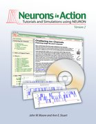 Cover for Neurons in Action 2