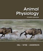 Cover for Animal Physiology