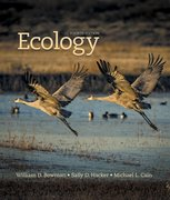 Cover for Ecology - 9781605356181