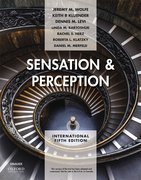 Cover for Sensation & Perception