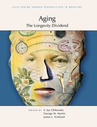 Cover for Aging: The Longevity Dividend