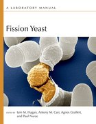 Cover for Fission Yeast: A Laboratory Manual