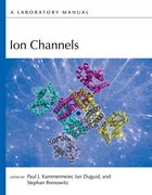 Cover for Ion Channels: A Laboratory Manual