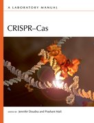 Cover for CRISPR-Cas: A Laboratory Manual