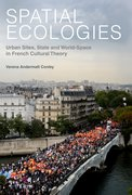 Cover for Spatial Ecologies