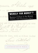 Cover for Merely for Money?