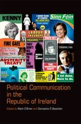 Cover for Political Communication in the Republic of Ireland