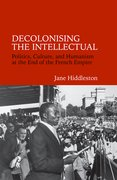 Cover for Decolonising the Intellectual