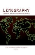 Cover for Lemography