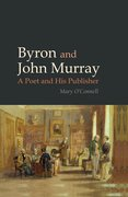 Cover for Byron and John Murray