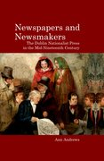 Cover for Newspapers and Newsmakers