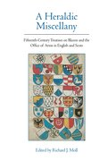 Cover for A Heraldic Miscellany
